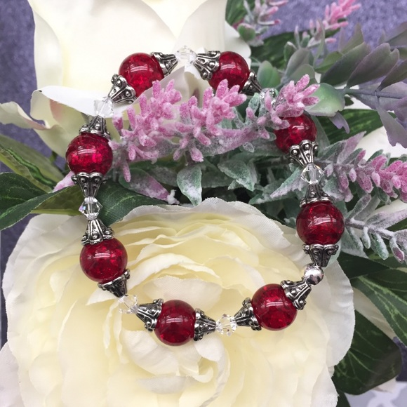 "Jewelry - 🆕 Red ""Crush"" Bracelet"